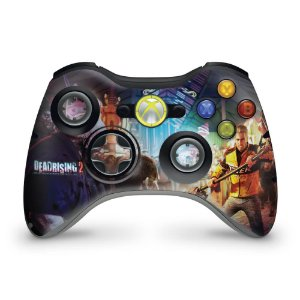 Skin Xbox 360 Controle - Dead Rising 2