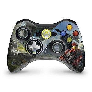 Skin Xbox 360 Controle - Halo Reach