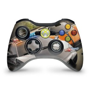 Skin Xbox 360 Controle - Need For Speed