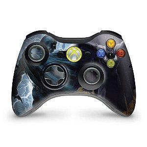 Skin Xbox 360 Controle - Batman