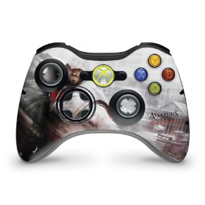 Skin Xbox 360 Controle - Assassins Creed Brotherwood #B