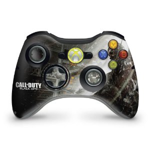 Skin Xbox 360 Controle - Call Of Duty Black Ops