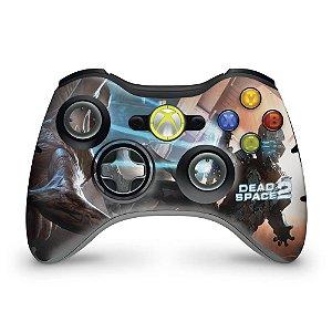Skin Xbox 360 Controle - Dead Space 2