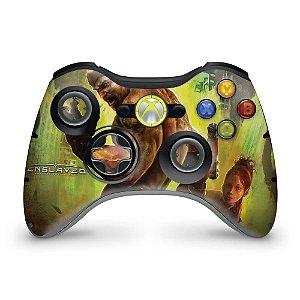Skin Xbox 360 Controle - Enslaved
