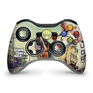 Skin Xbox 360 Controle - Gta V