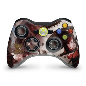 Skin Xbox 360 Controle - Vindictus