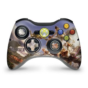 Skin Xbox 360 Controle - Final Fantasy Xiii #b