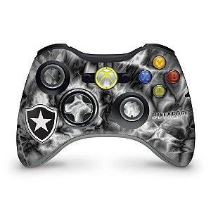 Skin Xbox 360 Controle - Botafogo