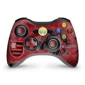 Skin Xbox 360 Controle - Flamengo