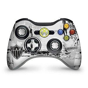 Skin Xbox 360 Controle - Atletico Mineiro