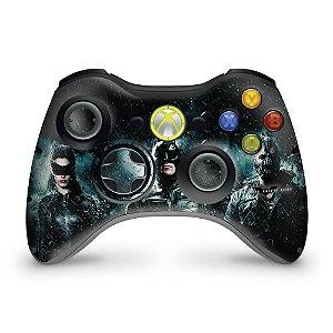 Skin Xbox 360 Controle - Batman Dark Knight