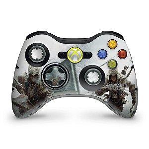Skin Xbox 360 Controle - Assassins Creed 3