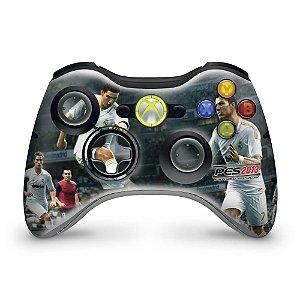 Skin Xbox 360 Controle - Pes 2013