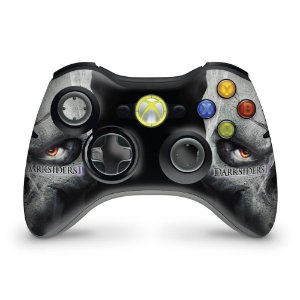 Skin Xbox 360 Controle - Darksiders 2