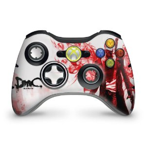 Skin Xbox 360 Controle - Devil May Cry 5