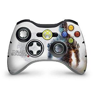 Skin Xbox 360 Controle - Dead Space 3