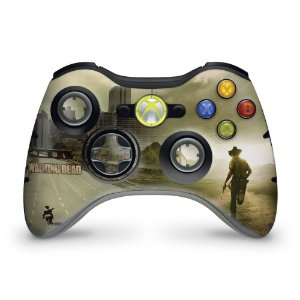 Skin Xbox 360 Controle - The Walking Dead #b