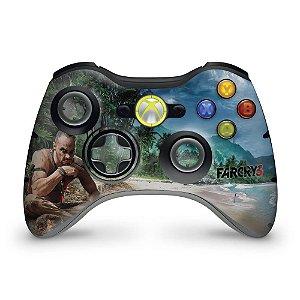 Skin Xbox 360 Controle - Far Cry 3