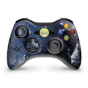 Skin Xbox 360 Controle - Batman Arkham Origins