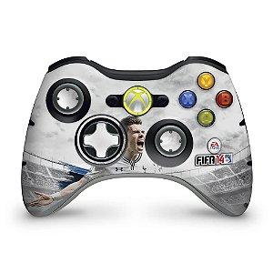 Skin Xbox 360 Controle - Fifa 14