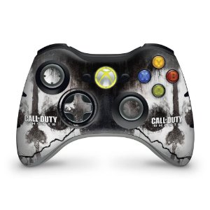 Skin Xbox 360 Controle - Call Of Duty Ghosts