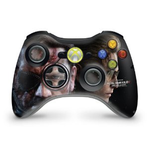 Skin Xbox 360 Controle - Metal Gear Solid V
