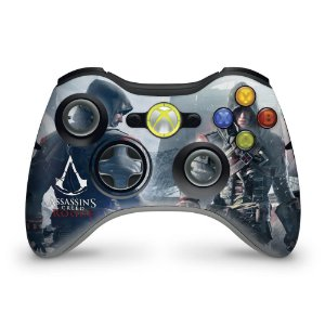 Skin Xbox 360 Controle - Assassins Creed Rogue