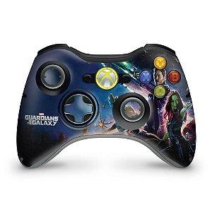 Skin Xbox 360 Controle - Guardiões Da Galaxia