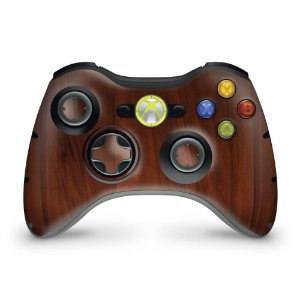 Skin Xbox 360 Controle - Madeira #1