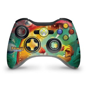 Skin Xbox 360 Controle - Rayman Legends