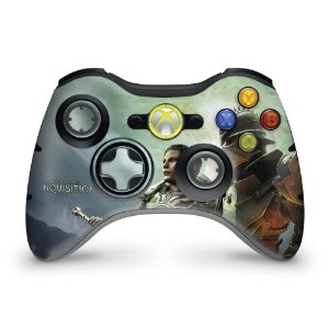 Skin Xbox 360 Controle - Dragon Age Inquisition