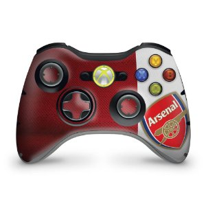 Skin Xbox 360 Controle - Arsenal Football Club