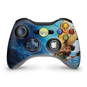 Skin Xbox 360 Controle - Moana