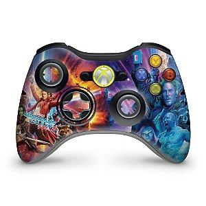 Skin Xbox 360 Controle - Guardioes Da Galaxia