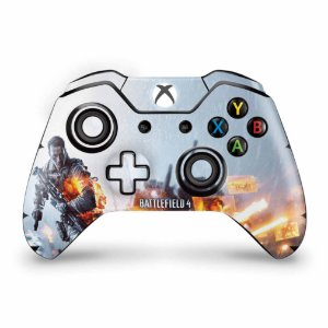 Skin Xbox One Fat Controle - Battlefield 4
