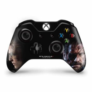 Skin Xbox One Fat Controle - Metal Gear Solid V