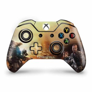 Skin Xbox One Fat Controle - Titanfall
