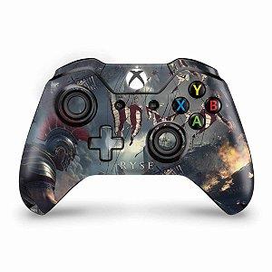 Skin Xbox One Fat Controle - Ryse
