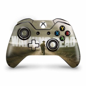 Skin Xbox One Fat Controle - The Walking Dead