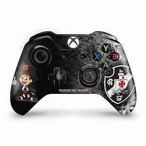 Skin Xbox One Fat Controle - Vasco