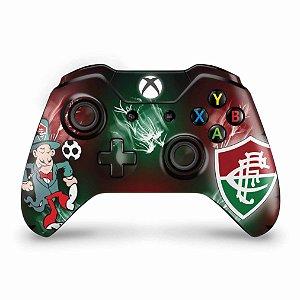 Skin Xbox One Fat Controle - Fluminense