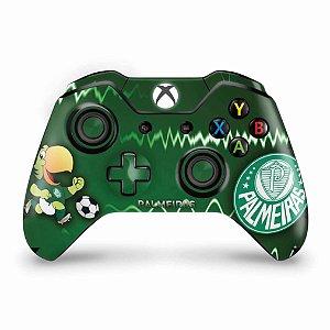 Skin Xbox One Fat Controle - Palmeiras
