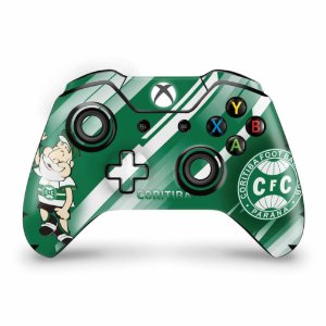 Skin Xbox One Fat Controle - Coritiba
