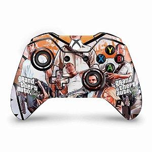 Skin Xbox One Fat Controle - GTA V