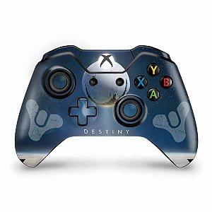Skin Xbox One Fat Controle - Destiny