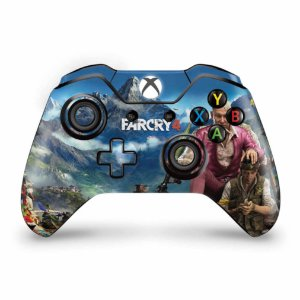 Skin Xbox One Fat Controle - Far Cry 4
