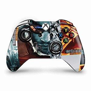 Skin Xbox One Fat Controle - Battlefield Hardline