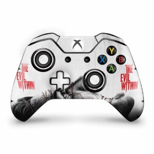 Skin Xbox One Fat Controle - The Evil Within