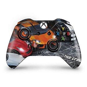 Skin Xbox One Fat Controle - The Crew