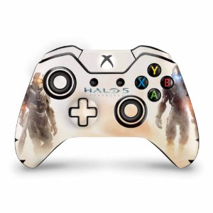 Skin Xbox One Fat Controle - Halo 5: Guardians #A